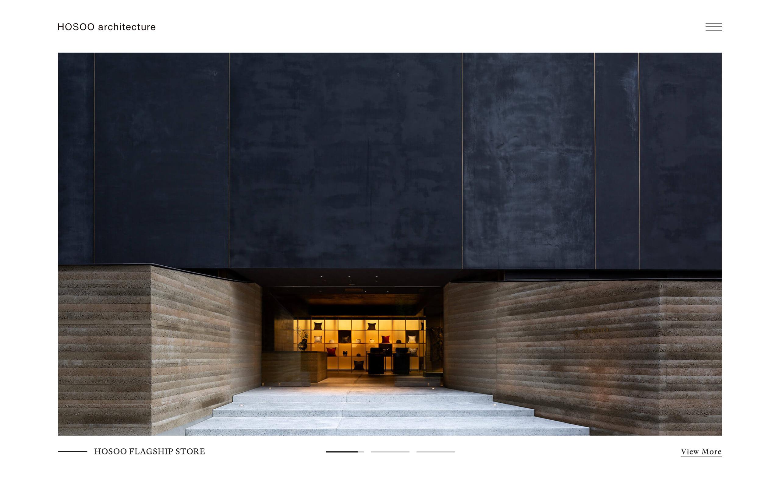 HOSOO architecture